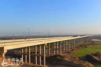 高陵县渭河大桥照明改造工程